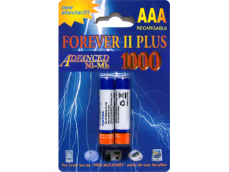 Forever AAA 1000 mAh